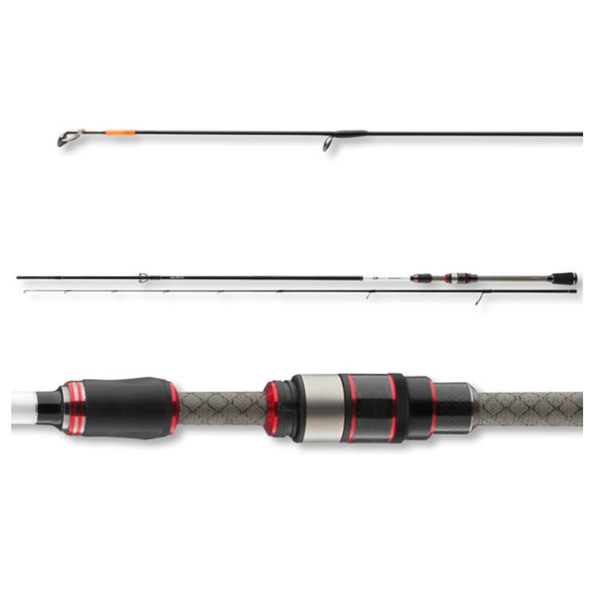 Silver Creek UL 2,05m 3-14gr Ultra Light pergető bot