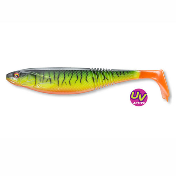 Prorex Classic Shad DF Fire Tiger UV 7,5cm gumihal