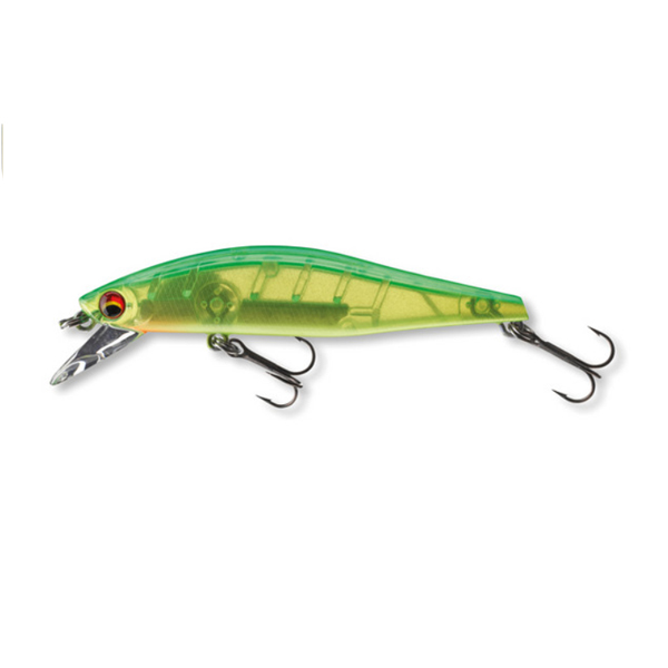 TN Wise Minnow 70FS CBP 7cm/7,5g - lime chart