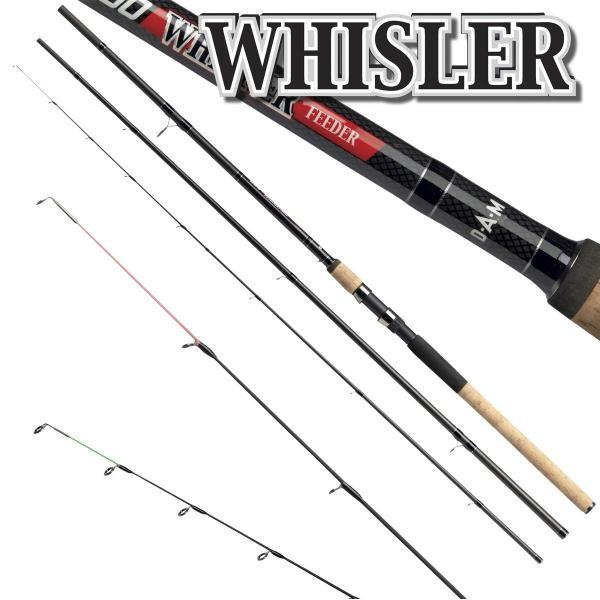 Whisler feeder 3,9m 120g