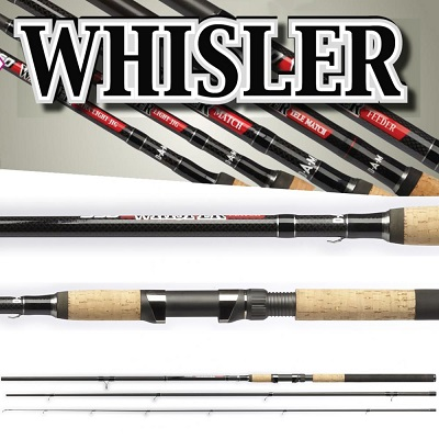 WHISLER MATCH bot 3,9m 5-25g