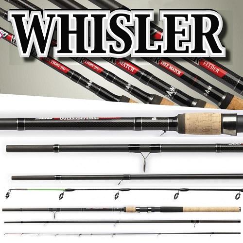 Whisler feeder 3,9m/150gr