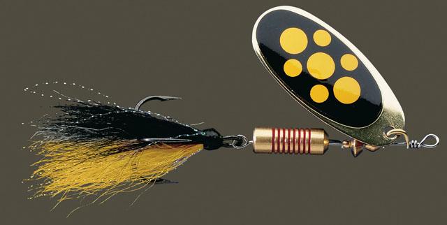Standard Spinner Dressed - Blackly /  3,0gr