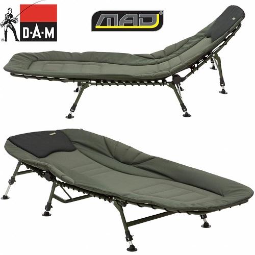 MORPHEUS bedchair ágy 6 láb