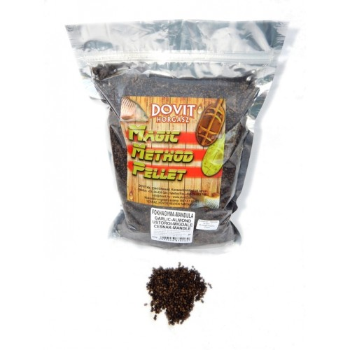 Magic Method pellet fokhagyma-mandula 900gr