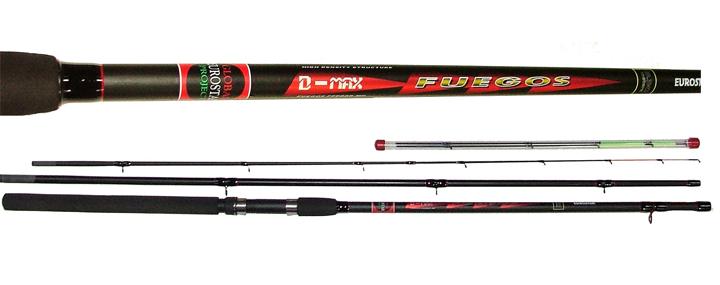 D-MAX Fuegos M - 3,9m