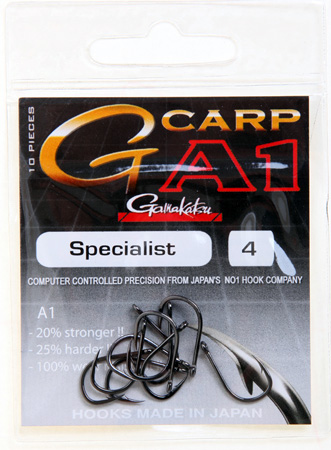 G-Carp A1 Specialist  8-as
