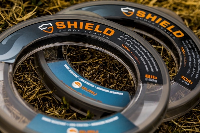 Shield Shockleader Line dobóelőke zsinór - 0,33mm