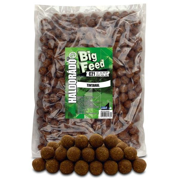 Big Feed - C21 Boilie - Tintahal 2,5kg
