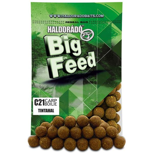 Big Feed - C21 Boilie - Tintahal 800 g