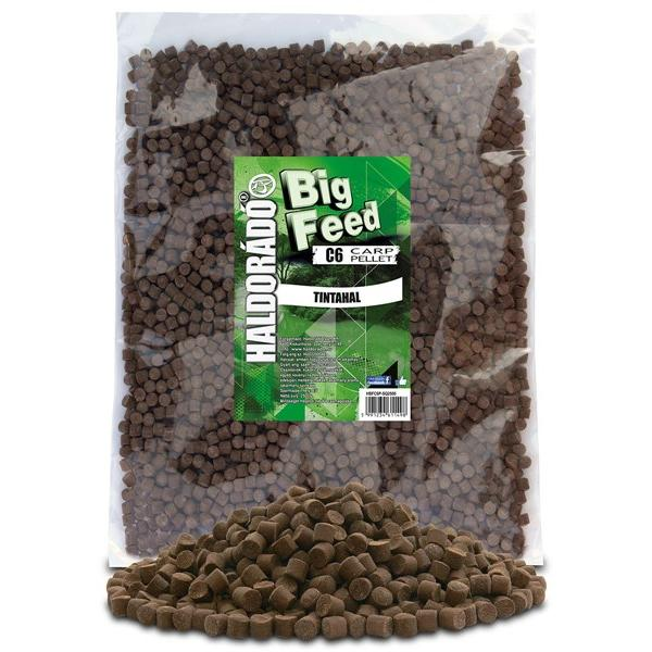 Big Feed - C6 Pellet - Tintahal 2,5kg