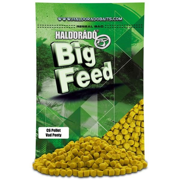 Big Feed - C6 Pellet - Vad Ponty 900 g