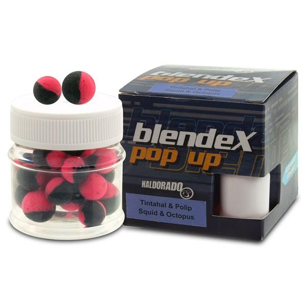 BlendeX Pop Up Big Carps 12, 14 mm - Tintahal + Polip