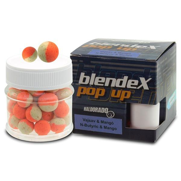 BlendeX Pop Up Big Carps 12, 14 mm - Vajsav + Mangó