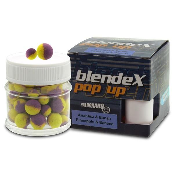 BlendeX Pop Up Method 8, 10 mm - Ananász + Banán