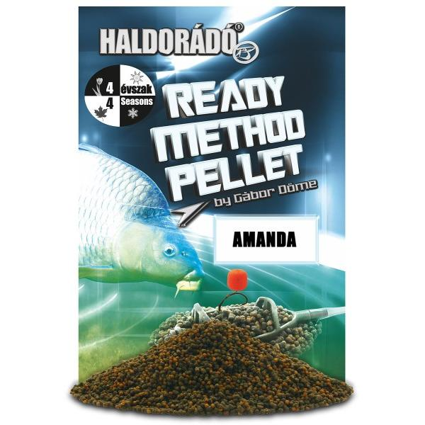 Ready Method Pellet - Amanda 400gr
