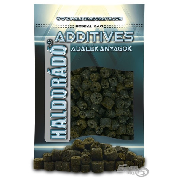 Black Halibut Pellet - 12-16mm 800g