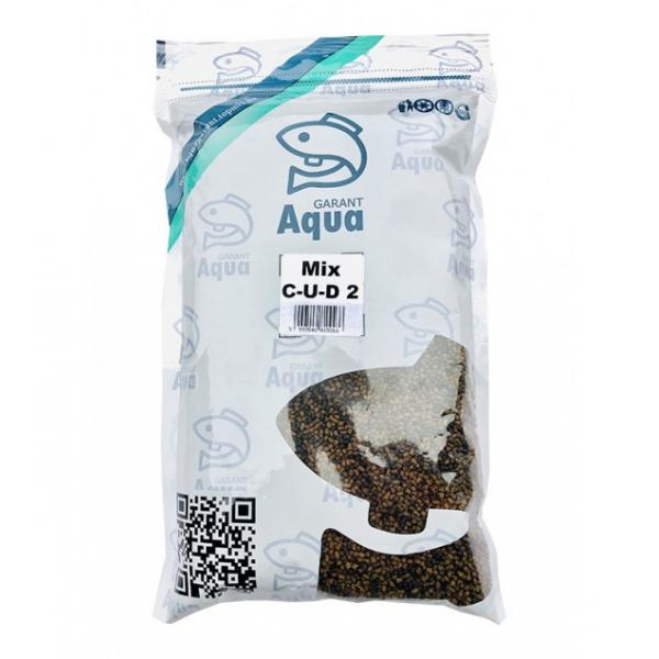 AQUA Mix CUD 2 mm method pellet