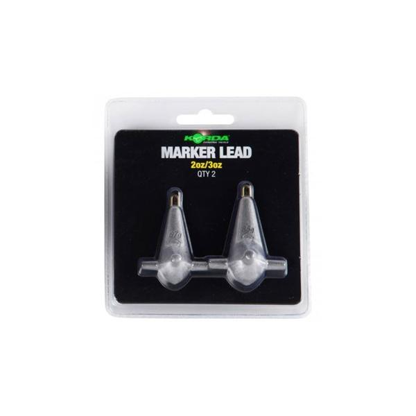 Marker Lead Pronged marker ólom - 3oz/4oz (85g/113g)
