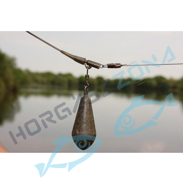 Distance Casting Swivel Gravel 3oz/84g 2db