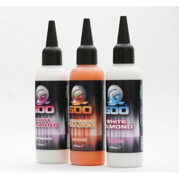 GOO Outrageous Orange smoke liquid 115ml