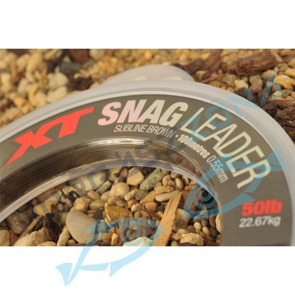 XT Snag Leader 0,55mm 50lb Nylon 100m