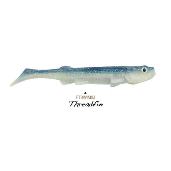 Fetch – Threadfin - 12cm/14g 3db swimbait