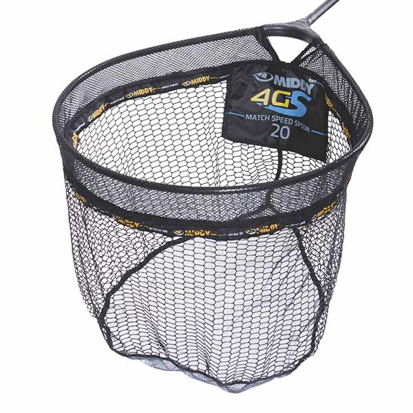 4GS Match Speed Carp Landing Net 20 - Ultra könnyű
