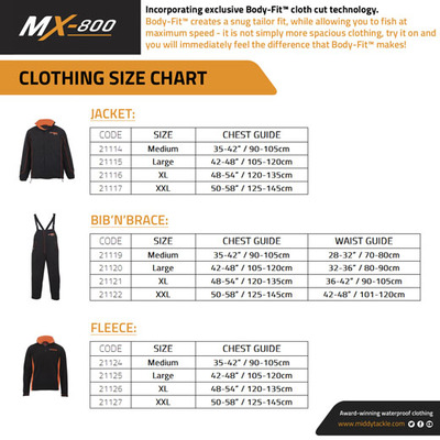 MX-800 Fleece pulóver M-es