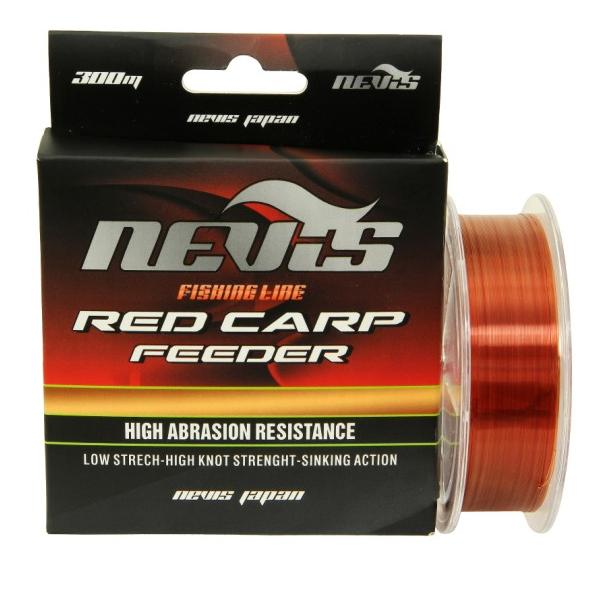 Red Carp feeder 150m 0,22mm