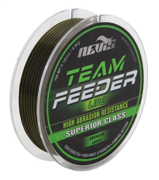 Team feeder 300m 0,25mm