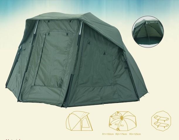 Oval Dome sátor