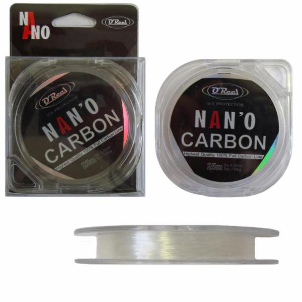 Nano full carbon 0,22mm 25m