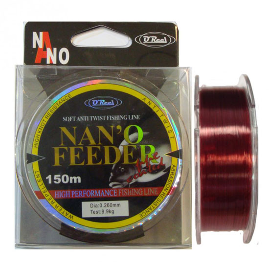 NAN'O feeder - 0,18mm (150m)