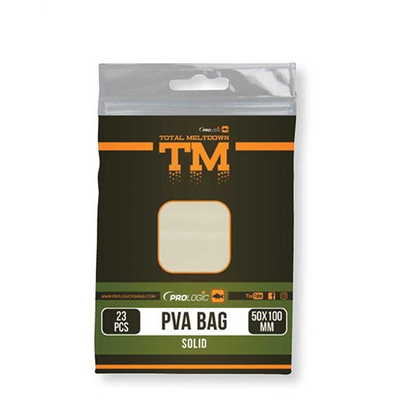 TM PVA Solid zsák 80mm x 125mm 18db
