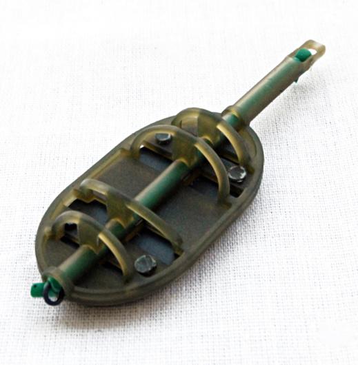 Gumizott method feeder kosár - XL / 45gr (FMFE_XL45)