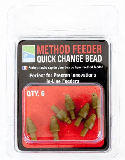Method Feeder Quick Change Bead gyorskapocs