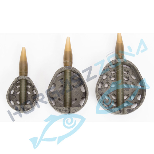 ICS In-line Dura Banjo Feeder kosár - Small 45gr