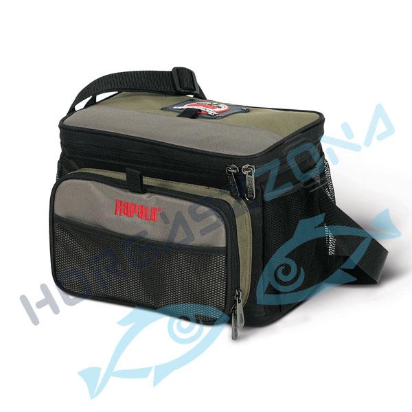 RAPALA Lite Tackle Bag pergető táska (46017-1) - Felszerelés-tartó ... b2856b0c1e