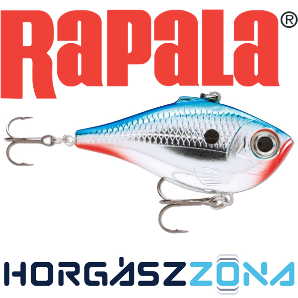 Rippin'Rap - 5cm Chrome Blue / RPR05CHB