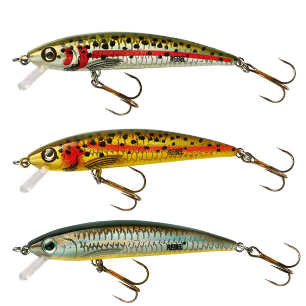 Tracdown Ghost Minnow - Pack