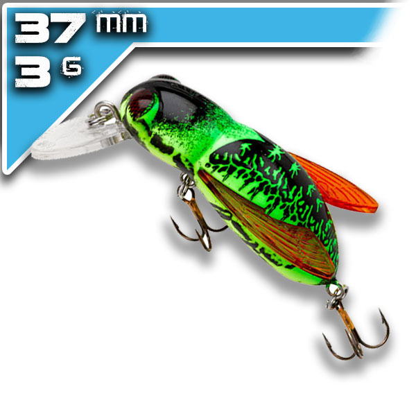 Bumble Bug - Fire Bug 3,8cm/3g