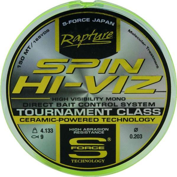 Spin HI-VIZ 150m 0,25mm fluo pergető zsinór