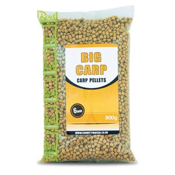 Big Carp etető pellet - 6 mm