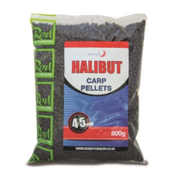 Halibut Pellet - 4.5 mm