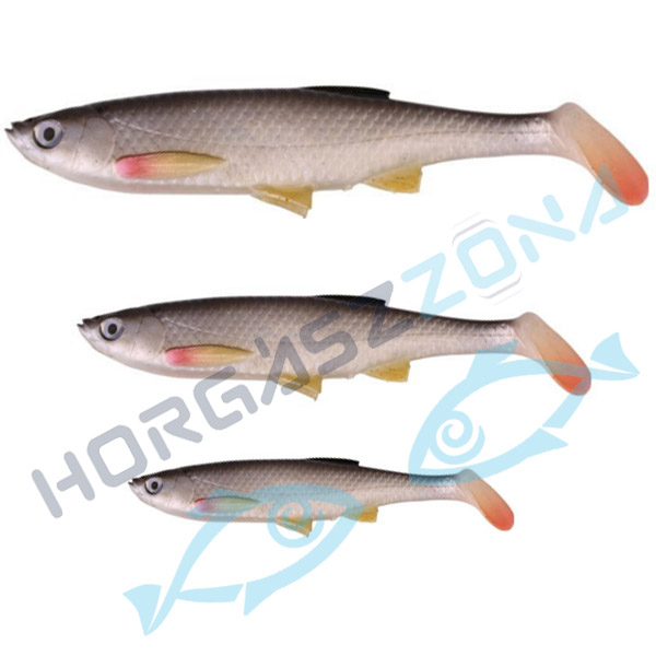 LB 3D Bleak Paddle Tail 8cm/4g 5db Bleak (48741)