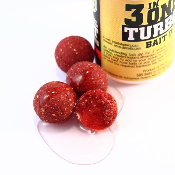 3 in One Turbo Bait Dip - Cranberry & Black Caviar