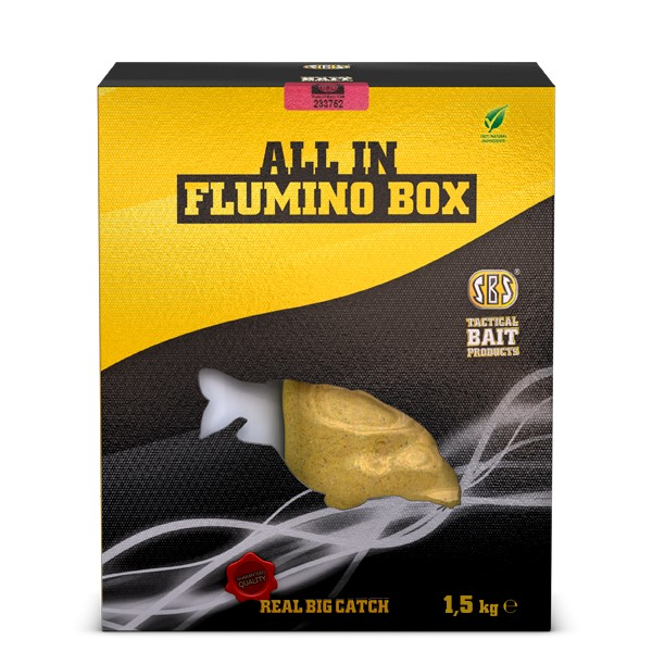 All In Flumino Box - Tintahal-polip
