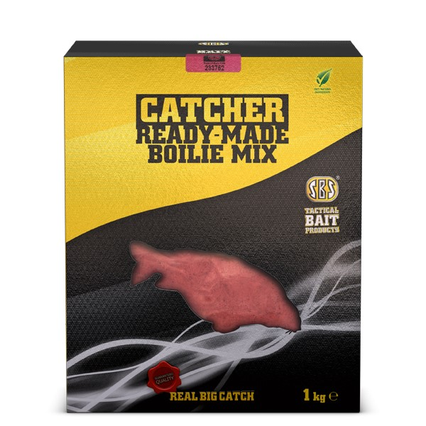 Catcher Ready-Made Bojli Mix - Eperkrém 1kg