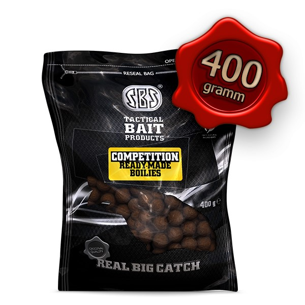 Competition Ready-Made Boilies 20mm - C2 Competition (squid) 400g
